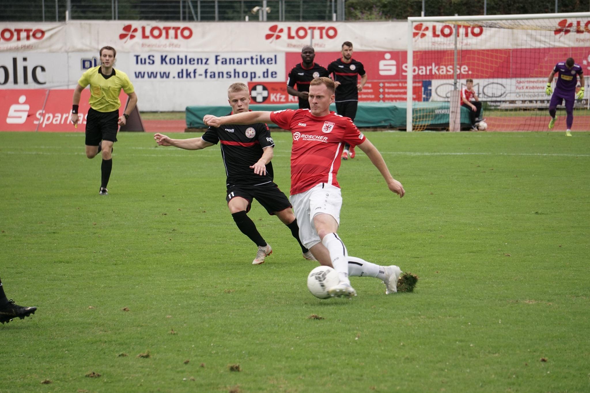 Rinderknecht verlässt den FC Gießen