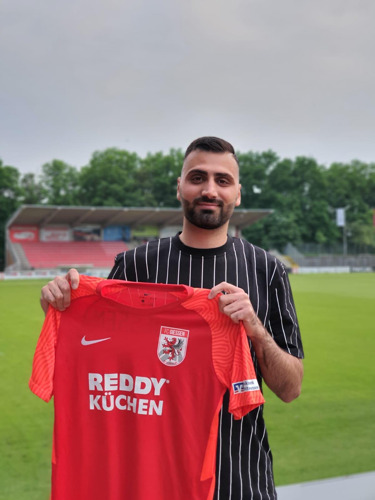 Matay Birol wechselt vom Ligakonkurrenten TSV Steinbach Haiger zum FC Giessen
