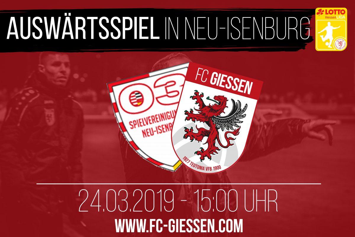 26. Spieltag in der Lotto Hessenliga