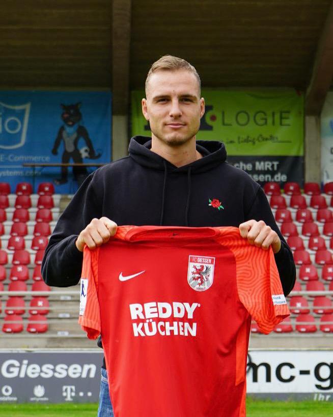 FC Giessen News – Regionalliga Saison 21/22  Innenverteidiger Reithmeir wechselt zum FC Giessen ‼️