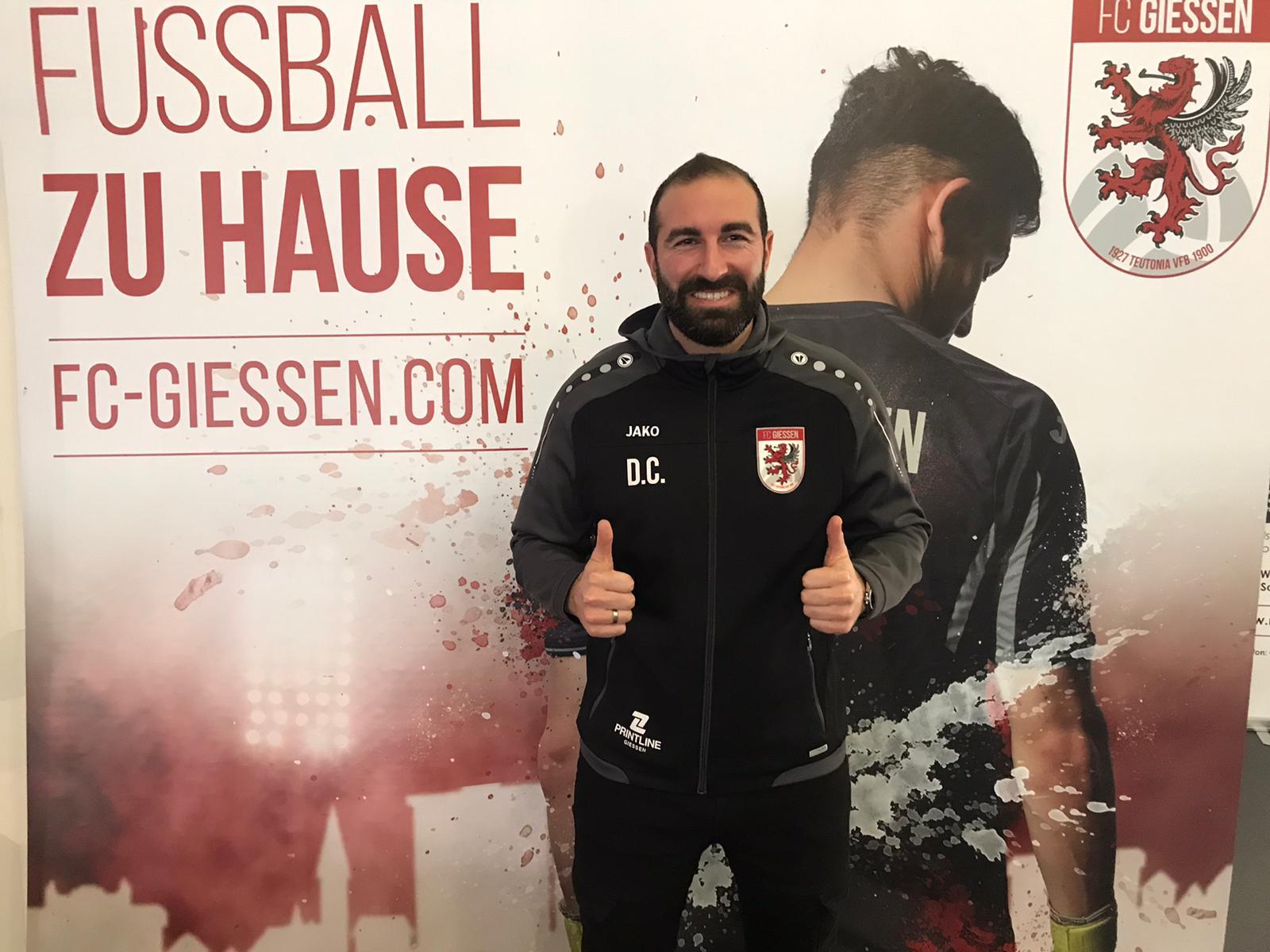 Cheftrainer Daniyel Cimen verlängert bis Juni 2023!!