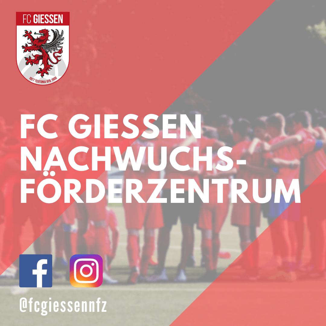 Die Jugend des FC Gießen bekommt eigenen Online-Auftritt