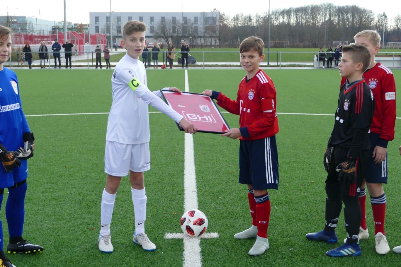 FC Gießen Jugend informiert: #U14