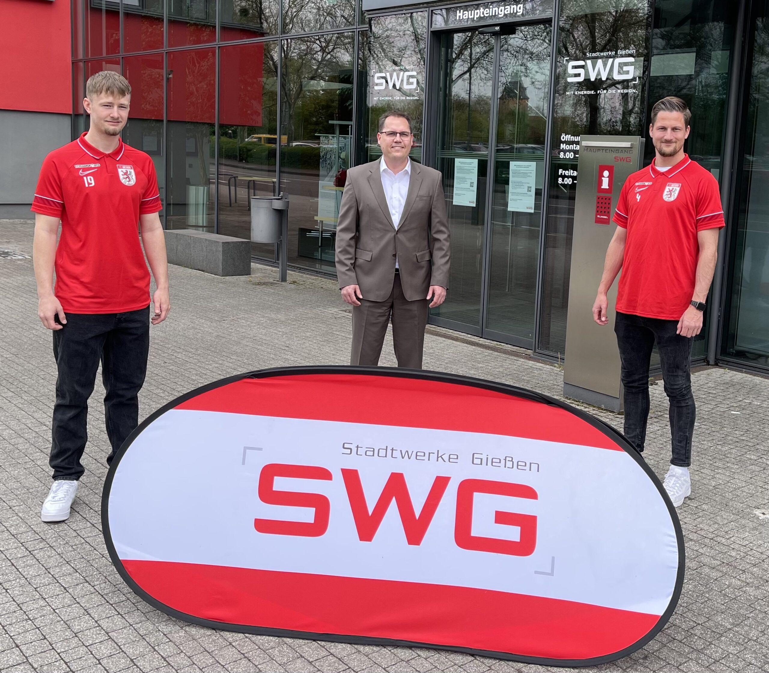 Unterstützung für den FC Giessen