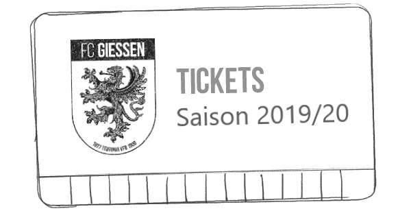 Dauerkarte Saison 2019/20