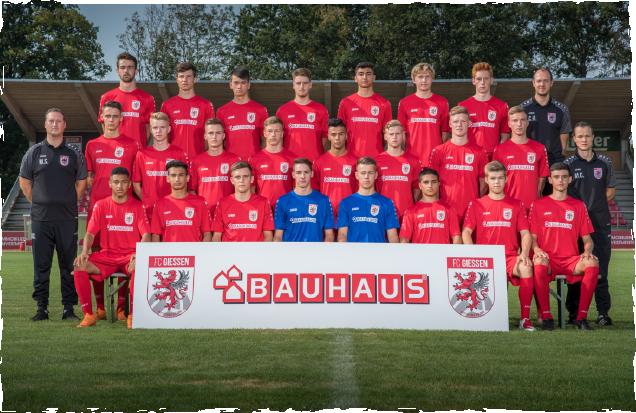 FC Gießen U19 vs. KSV Baunatal U19 0:0
